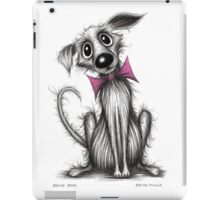 Daisy dog iPad Case/Skin