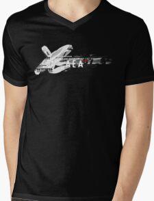 Find a way Mens V-Neck T-Shirt