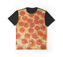 Pizza –Pepperoni Graphic T-Shirt