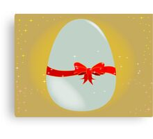 Easter Egg Canvas Print