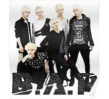 BAP KPOP GROUP PHOTO Poster