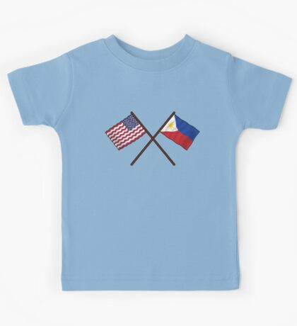 Philam Flags Kids Tee
