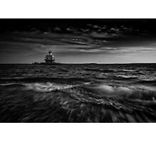 The Bug Light, Greenport NY Photographic Print