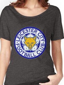 Leicester City F.C Women's Relaxed Fit T-Shirt