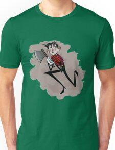 Wes, Don't Starve Unisex T-Shirt