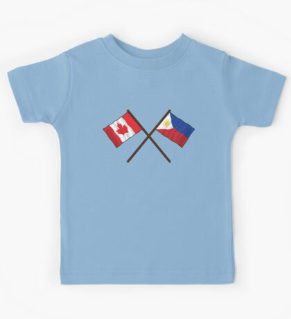 Philcan Flags Kids Tee