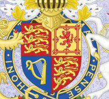 UNITED KINGDOM ENGLAND COAT OF ARMS Sticker