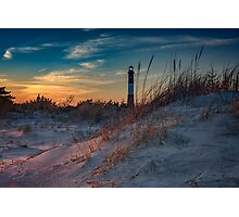 Fire Island Dunes Photographic Print
