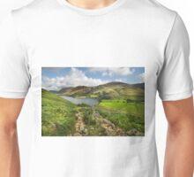 Buttermere from Buttermere Fell Unisex T-Shirt