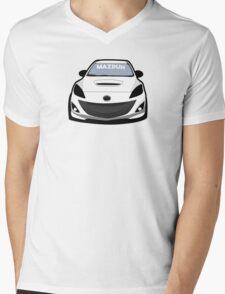 Mazduhhh Mens V-Neck T-Shirt