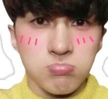 Cute sprout Ken | VIXX Sticker