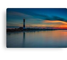 Day's End on Fire Island Canvas Print