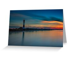 Day's End on Fire Island Greeting Card