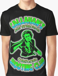 Callahan's Shooting Club Colour 2 Graphic T-Shirt