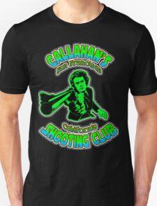 Callahan's Shooting Club Colour 2 Unisex T-Shirt