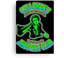 Callahan's Shooting Club Colour 2 Canvas Print