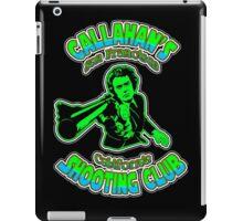 Callahan's Shooting Club Colour 2 iPad Case/Skin