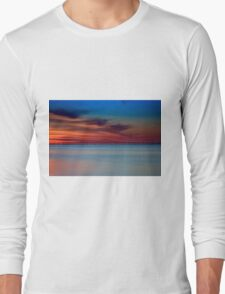 Robert Moses Causeway Long Sleeve T-Shirt