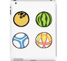 Neko Balls  iPad Case/Skin