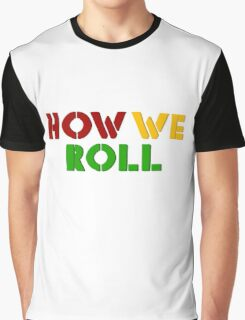 Reggae Weed Rasta Marijuana Cool T-Shirts Graphic T-Shirt