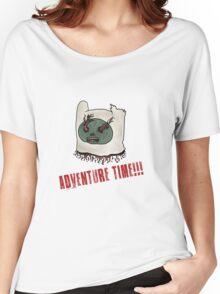 Zombie Finn 2.0 Women's Relaxed Fit T-Shirt