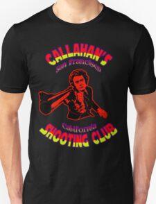Callahan's Shooting Club Colour 3 Unisex T-Shirt