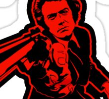Callahan's Shooting Club Colour 3 Sticker