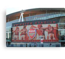 Emirates Stadium, Arsenal, London Canvas Print