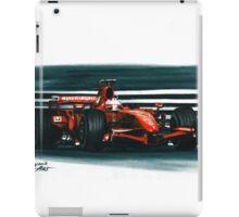 2007 Ferrari F2007 iPad Case/Skin
