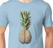 Pinebrain (pineapple) Unisex T-Shirt