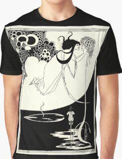 Aubrey Beardsley - Fantasy Illustration - Salome Graphic T-Shirt