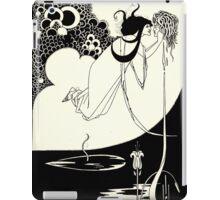 Aubrey Beardsley - Fantasy Illustration - Salome iPad Case/Skin