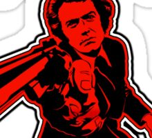 Callahan's Shooting Club Colour 4 Sticker