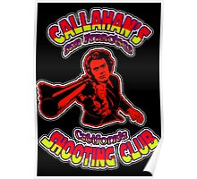 Callahan's Shooting Club Colour 4 Poster