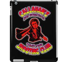 Callahan's Shooting Club Colour 4 iPad Case/Skin