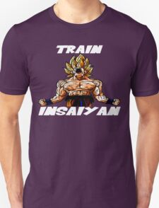 Train Insaiyan Unisex T-Shirt