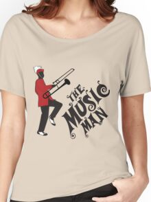the music Women's Relaxed Fit T-Shirt