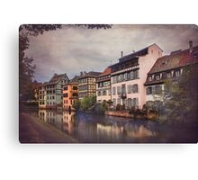 A French Toast Canvas Print