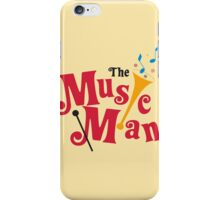 the music iPhone Case/Skin