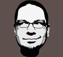 Penn Jillette floating head (grey) Unisex T-Shirt