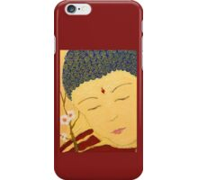 Quince Buddha - Peace iPhone Case/Skin