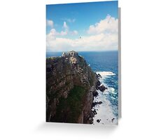 The Cape of Good Hope Greeting Card