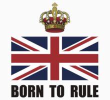 Royal Crown Rule One Piece - Long Sleeve