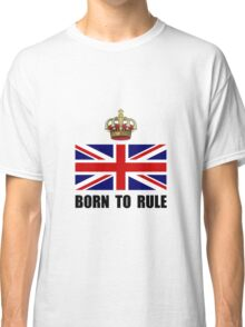 Royal Crown Rule Classic T-Shirt