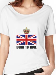 Royal Crown Rule Women's Relaxed Fit T-Shirt