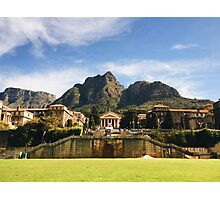 The University of Cape Town Photographic Print
