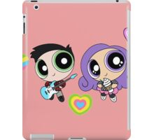 powerpuff girls iPad Case/Skin