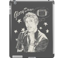 Glory Daze Napoleon Dynamite Movie Quote iPad Case/Skin