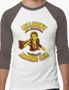 Callahan's Shooting Club Vintage Men's Baseball ¾ T-Shirt