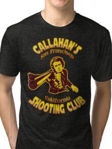 Callahan's Shooting Club Vintage Tri-blend T-Shirt